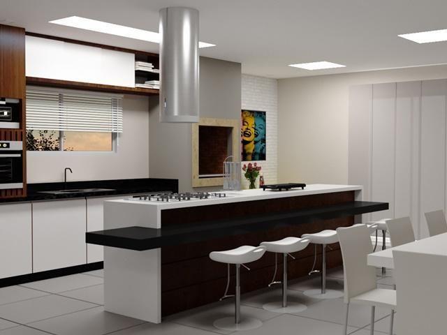 Casa à venda com 4 dormitórios em América, Joinville cod:10271 - Foto 3
