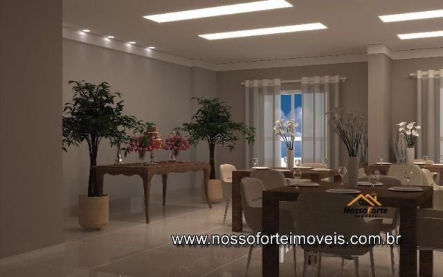 Lançamento Apartamento no Caiçara em Praia Grande - Foto 9