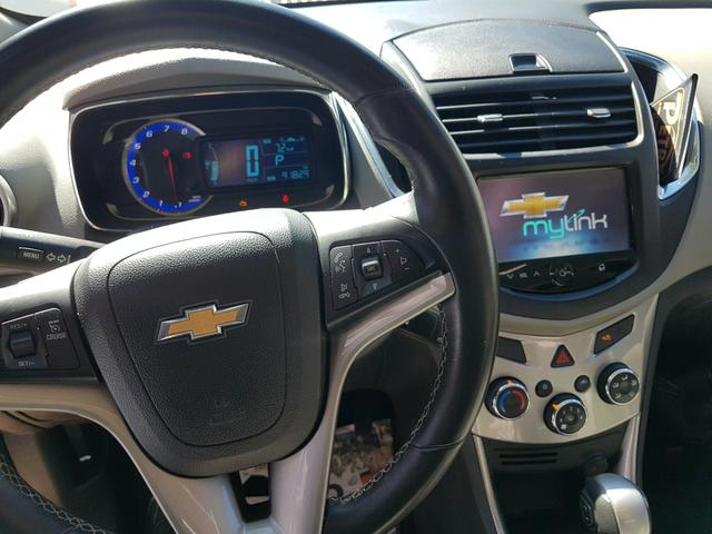 GM Chevrolet Tracker LTZ AT 2015 - Foto 9