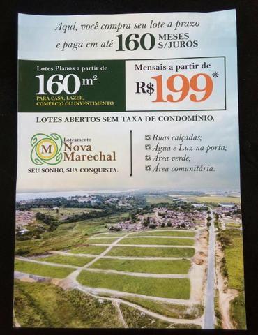 Loteamento Nova Marechal