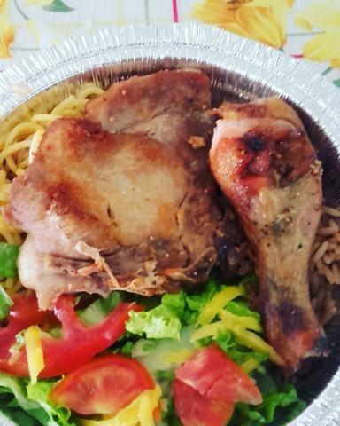 Almocando com qualidade - Foto 4