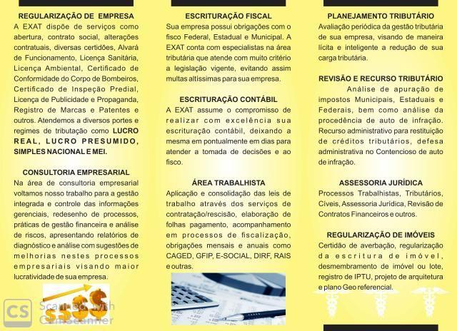 Serviços contábeis e Consultoria Empresarial - Foto 3
