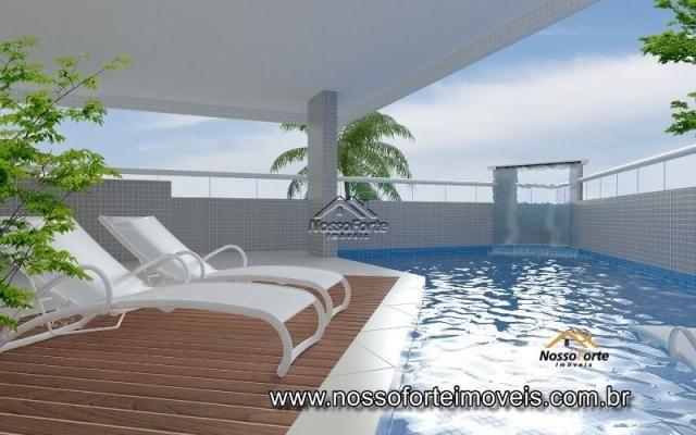Lançamento Apartamento na Vila Mirim em Praia Grande - Foto 2