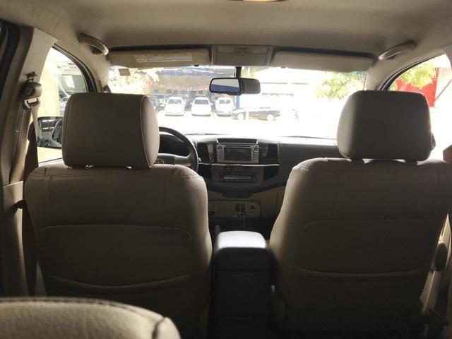 Toyota Hilux SW4 SRV - Foto 11