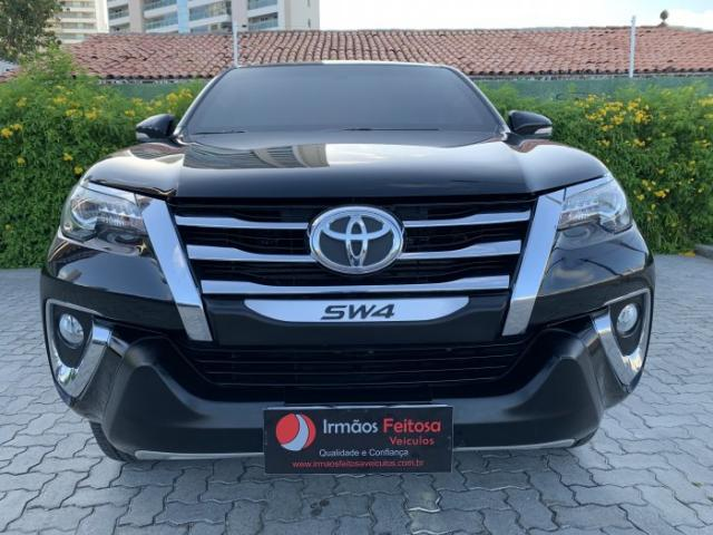 Toyota hilux sw4 2017 2.8 srx 4x4 7 lugares 16v turbo intercooler diesel 4p automÁtico