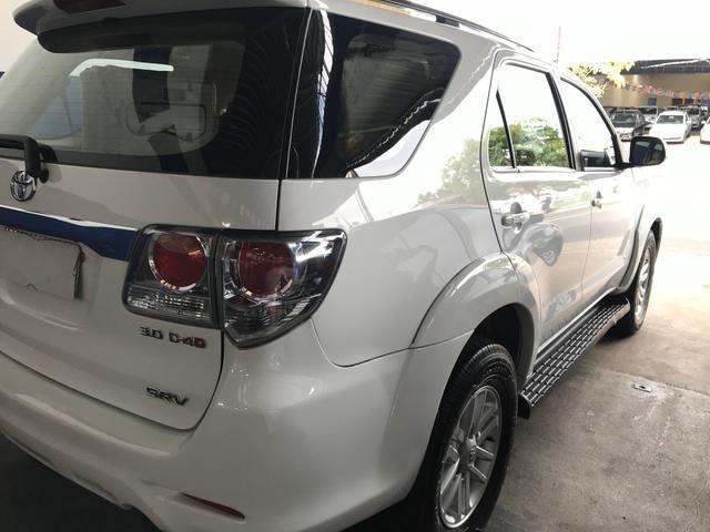 Toyota Hilux SW4 SRV - Foto 4