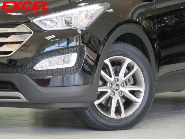 HYUNDAI SANTA FE 3.3 MPFI 4V4 7 LUGARES V6 270 CV GASOLINA 4P 2014 - Foto 18