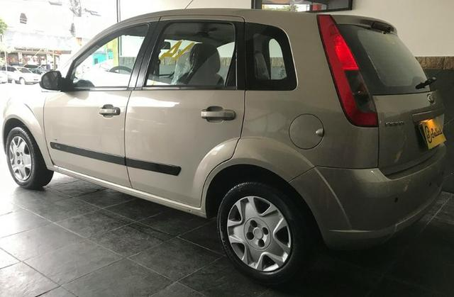 Ford Fiesta Com Gnv Muito Novo - Foto 4