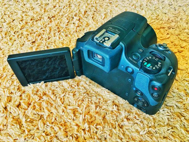 Câmera canon hs60 [Super Zoom] - Foto 3