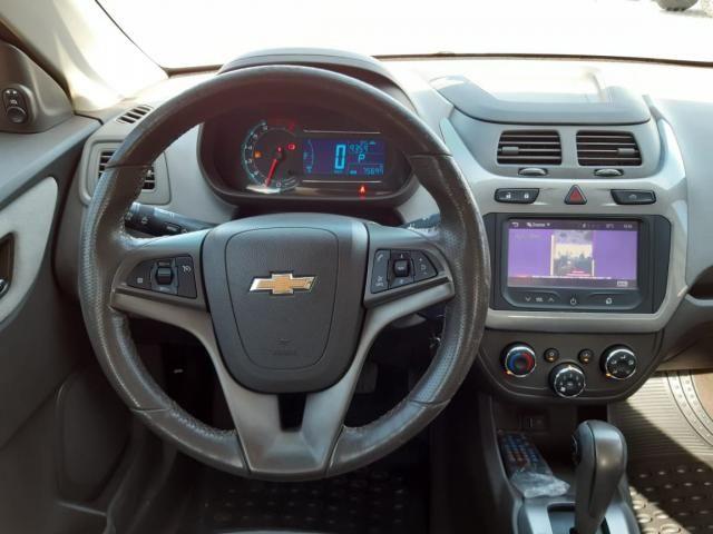 GM Cobalt LTZ 1.8 Automático 14/15 - Troco e Financio! - Foto 10