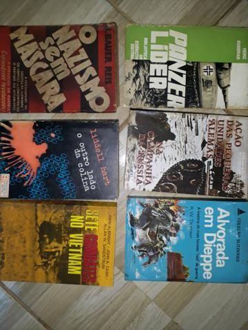 Livros sobre guerras - Foto 5
