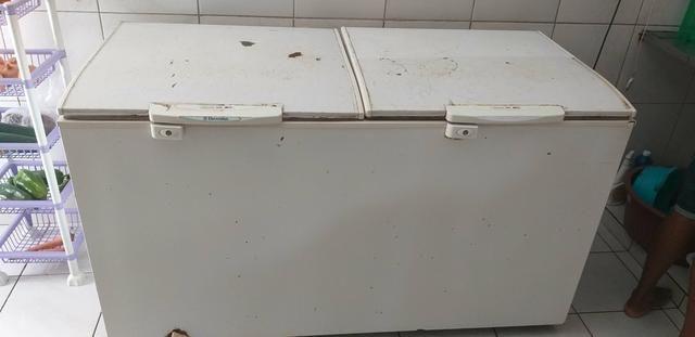 Freezer horizontal 500l electrolux - Foto 3