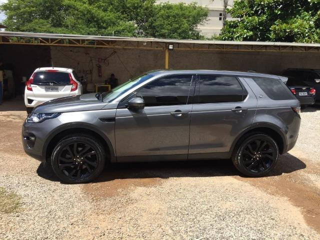 Land Rover Discovert Sport SI4 HSE - 7 Lugares - 2015 - Foto 4