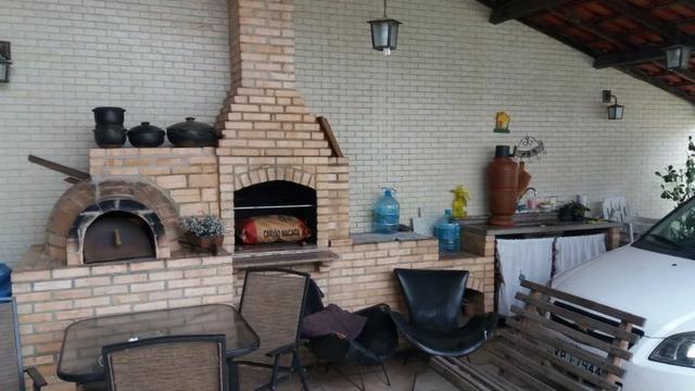Linda casa com 3 quartos e amplo quintal com piscina em Guadalupe - Foto 16