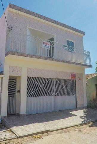 Alugo casa de 2 Quartos com garagem em Xique-Xique