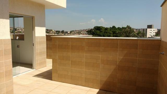 Cobertura à venda com 2 dormitórios em Salgado filho, Belo horizonte cod:12004 - Foto 8