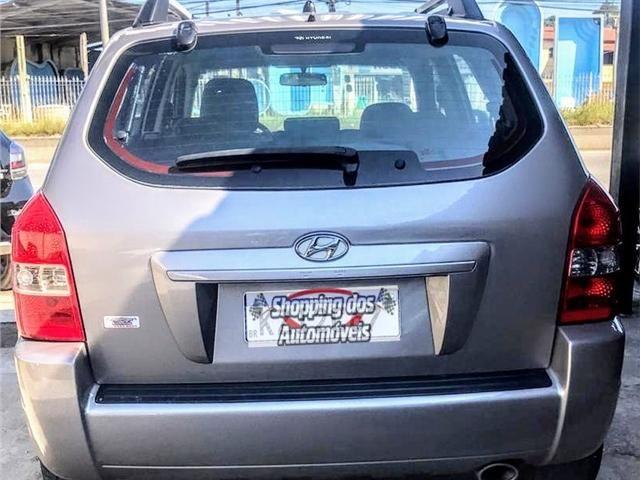 Hyundai Tucson 2.0 gl 2wd 16v gasolina 4p manual - Foto 3