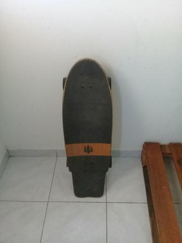 Skate simulador de surf - Foto 4