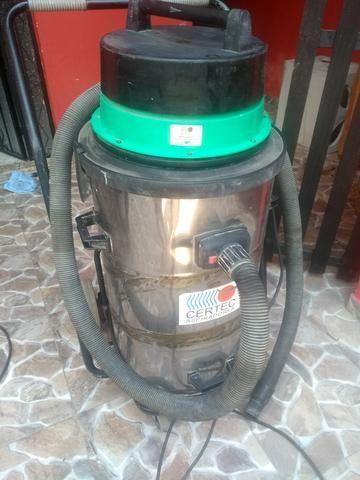 Aspirador de pó industrial pó e agua ideal para lava jato - Foto 3