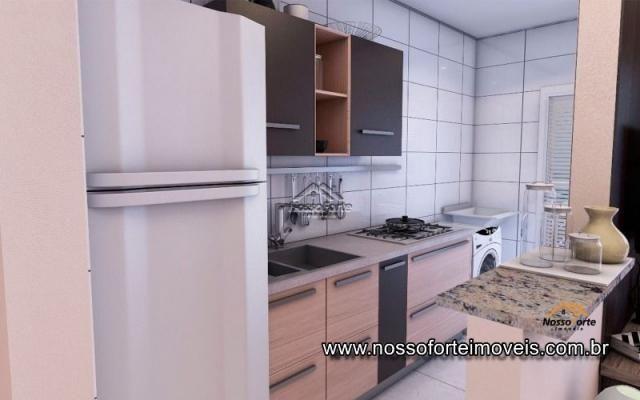 Lançamento Apartamento no Balneário Maracanã em Praia Grande - Foto 4