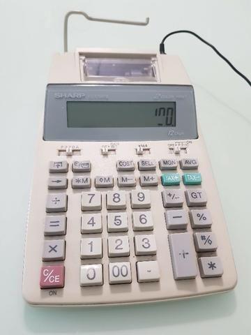 Calculadora Sharp com bobina - Foto 2
