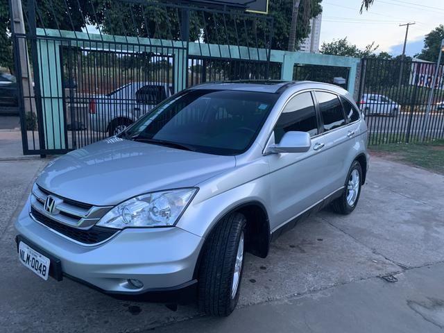 CRV 2010 Exl 4x4 - Carro impecável