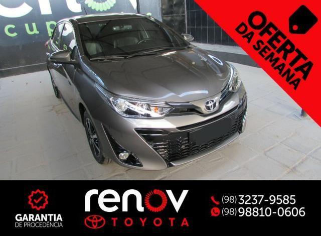 Toyota Yaris HB Auto 1.5 XLS C/Teto 2018.2019
