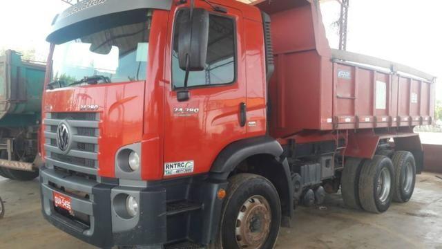 Caminhão basculante 2013 - Foto 3