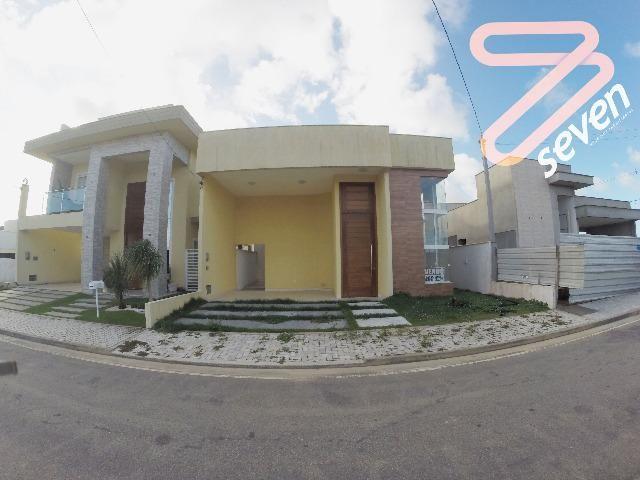 Casa - Ecoville - 120m² - 3 su?tes - 2 vagas -SN