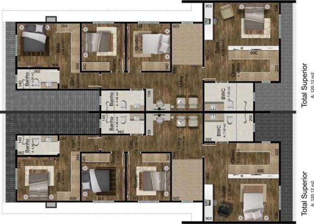 Casa à venda com 4 dormitórios em América, Joinville cod:10271 - Foto 5