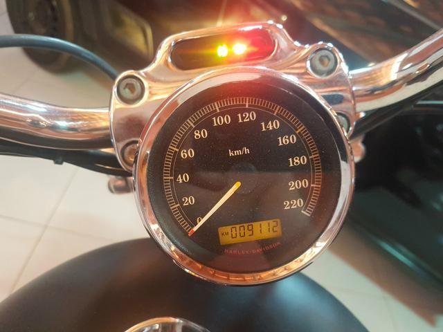 Harley-davidsonsportster 1200 xl custom - Foto 3