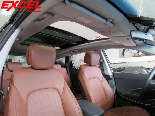 HYUNDAI SANTA FE 3.3 MPFI 4V4 7 LUGARES V6 270 CV GASOLINA 4P 2014 - Foto 15