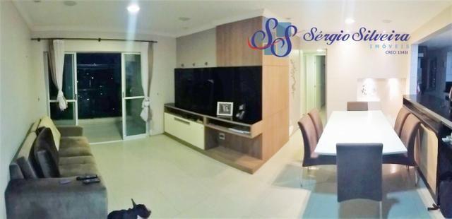 Apartamento no Meireles com 3 quartos e vista mar área de lazer! - Foto 3