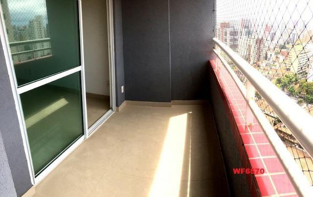 AP0967 Torre Espanha, apartamento na Aldeota, 3 suítes, móveis projetados, 2 vagas - Foto 14