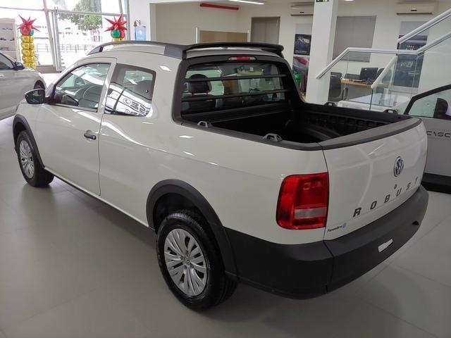 Volkswagen Saveiro Robust 1.6 CD 2022 (venda direta) - Foto 4