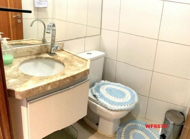 AP0967 Torre Espanha, apartamento na Aldeota, 3 suítes, móveis projetados, 2 vagas - Foto 4