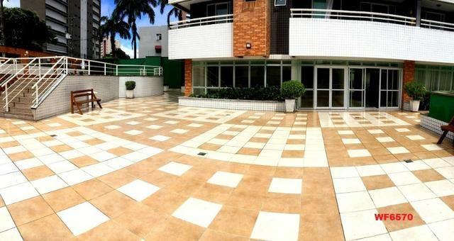 AP0967 Torre Espanha, apartamento na Aldeota, 3 suítes, móveis projetados, 2 vagas - Foto 18