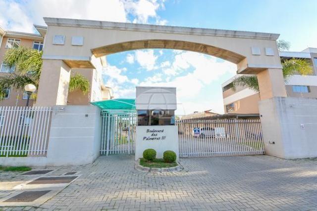 Apartamento à venda com 2 dormitórios em Fazendinha, Curitiba cod:151685