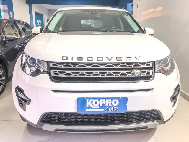 Land Rover Discovery Sport Sd4 Se 2.2 2016 - Foto 2