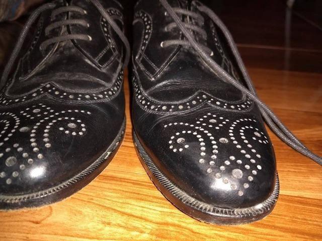 790deb826 Sapato de couro da Fascar, cor preto - Roupas e calçados - Jardim ...