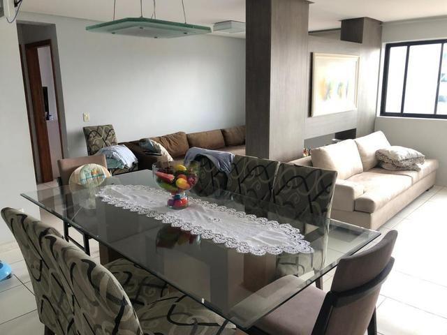Apartamento tipo Cobertura duplex com 3/4 +DCE , nascente e bastante ventilada ( Jatiúca ) - Foto 17
