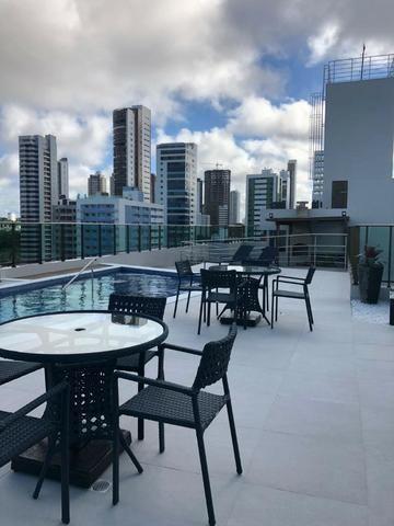 Vende apartamento NOVO em uma ótima localização no Bairro Cabo Branco - Foto 8