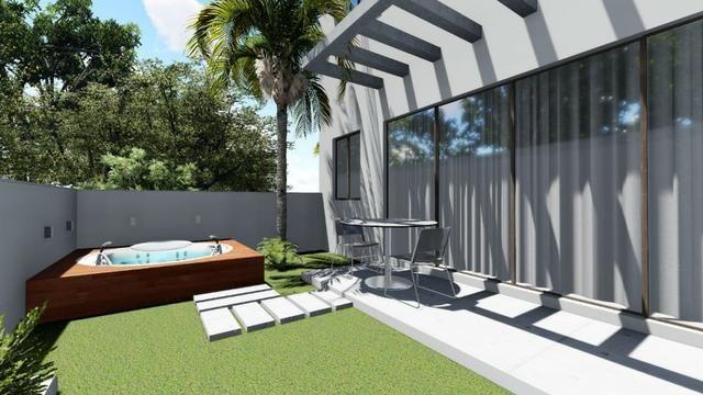 Casa para exigentes, lindo sobrado 130m² - Avalia carro no negócio - Foto 3
