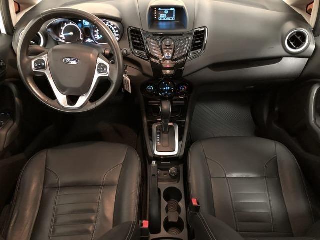 Ford New Fiesta Sed. Titanium 1.6 Powershift Automático 2014 - Foto 15