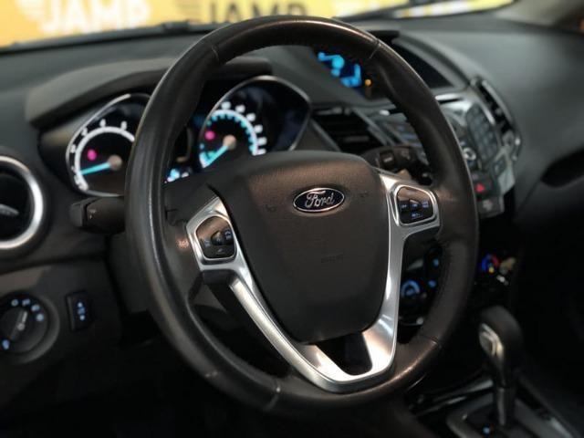 Ford New Fiesta Sed. Titanium 1.6 Powershift Automático 2014 - Foto 13