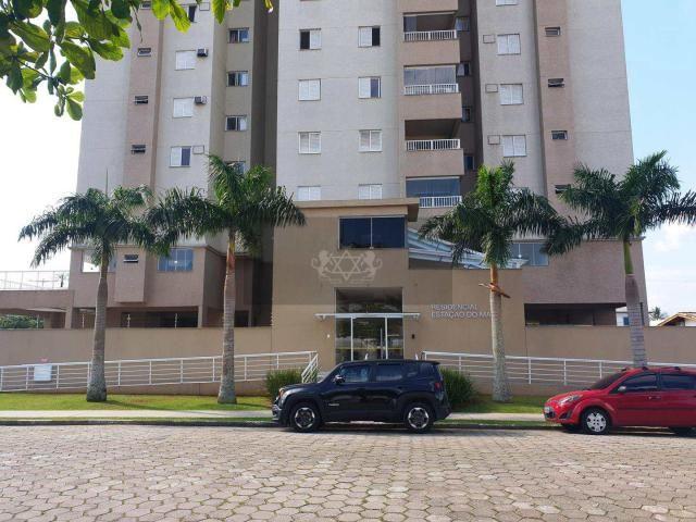 Apartamento à venda com 3 dormitórios em Indaiá, Caraguatatuba cod:228 - Foto 3
