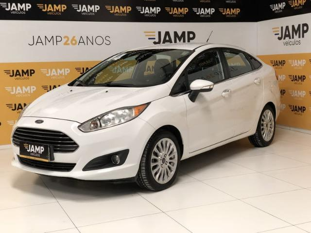 Ford New Fiesta Sed. Titanium 1.6 Powershift Automático 2014 - Foto 5