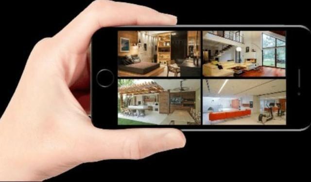 Lampada camera espia V380 VR Cam 360 - Áudio, TV, vídeo e