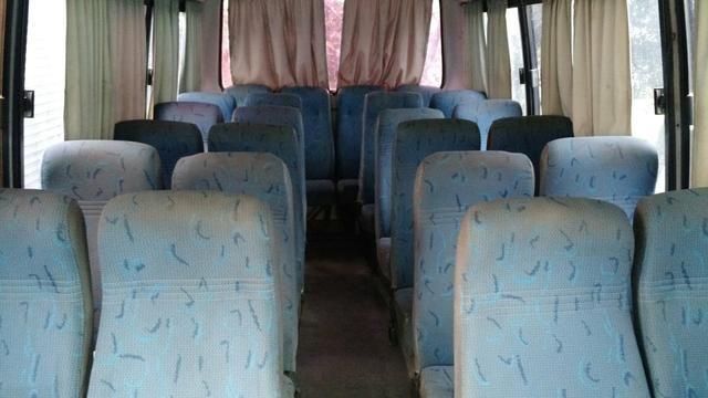 Bancada bancos ônibus, van 24 lugares