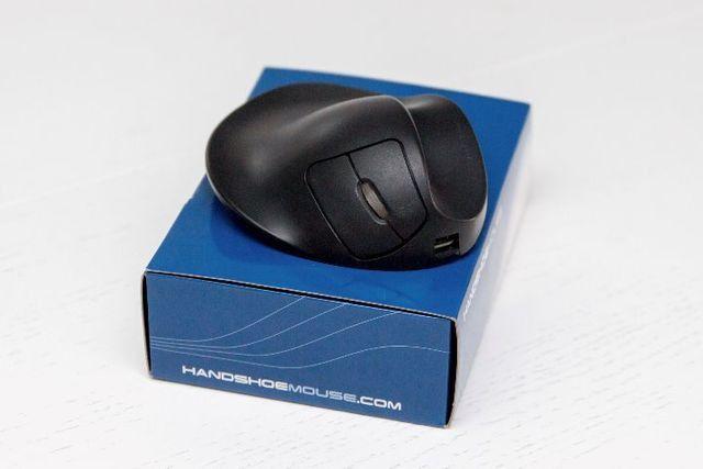 Handshoe mouse Sem fio